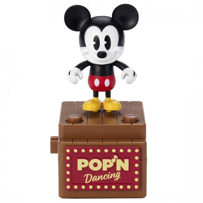 Takara Tommy A R T S Pop N Dancing Mickey Mouse Japan New Export From Japan Zipang Hobby