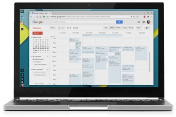 Google Pixel Calendar