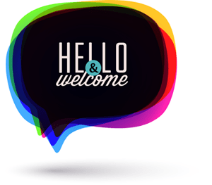 Hello & Welcome 300px