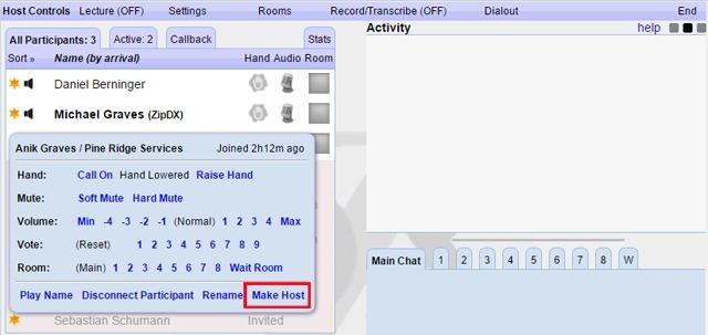Make Host