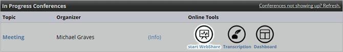 start webshare