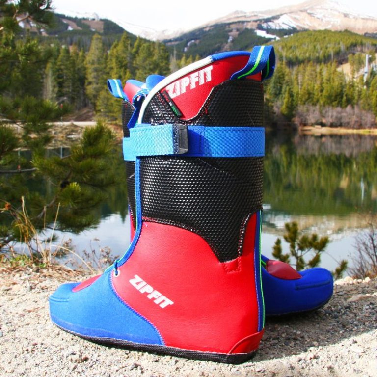 ZipFit World Cup in Leather. My favorite ski boot liners waiting for snow.
