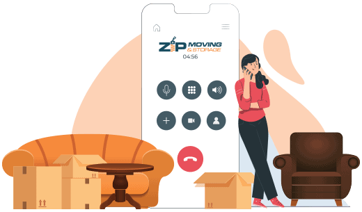 movers phone