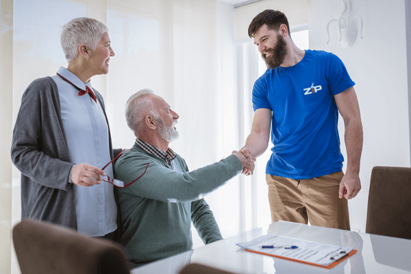 Zip Moving Professional Moving company