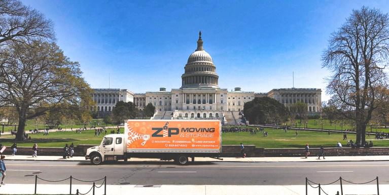 moving to Washington