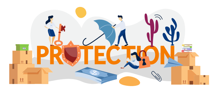 Moving protection plan
