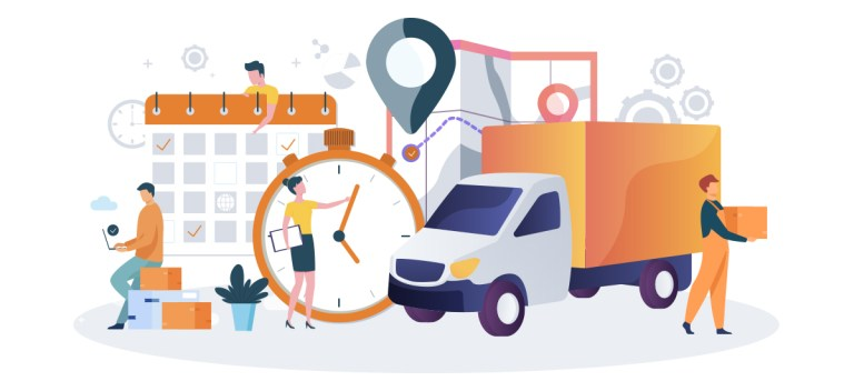 how to move quickly moving company
