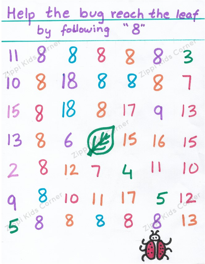 Maze worksheets for Kindergarten and UKG and preschool