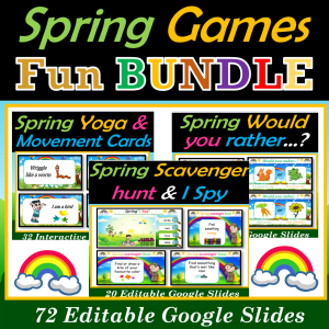 Spring Fun Party Games