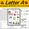 Letter of the week A