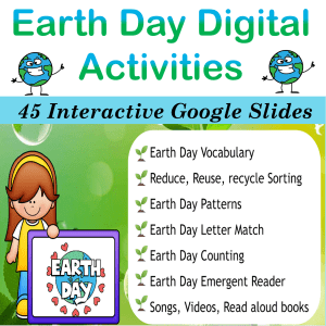 Earth Day Google Slides
