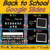 All About Me Google Slides