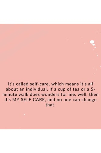 self-care for moms