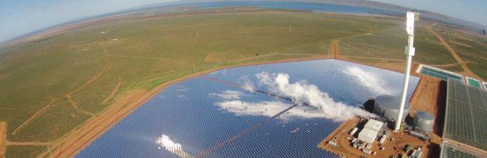 Aalborg CSP santrali ,Avustralya