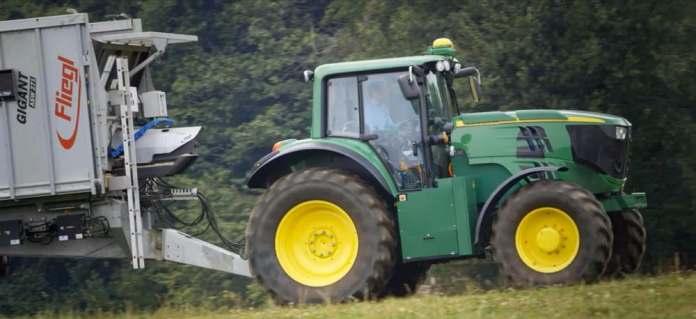John Deere Sesam Elektrikli Traktör 3