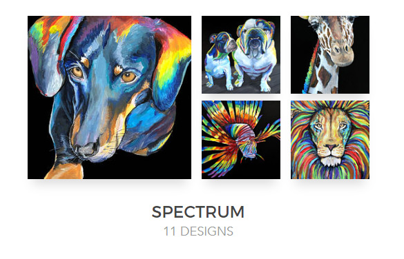 Spectrum Art Collection