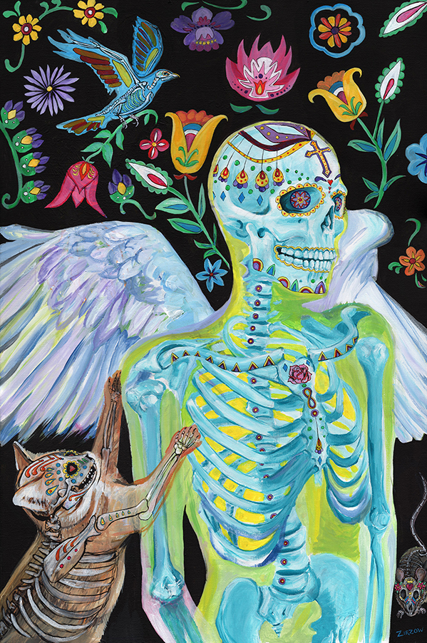 Espíritu by Amanda Zirzow