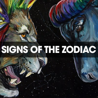 Signs of the Zodiac Artwork