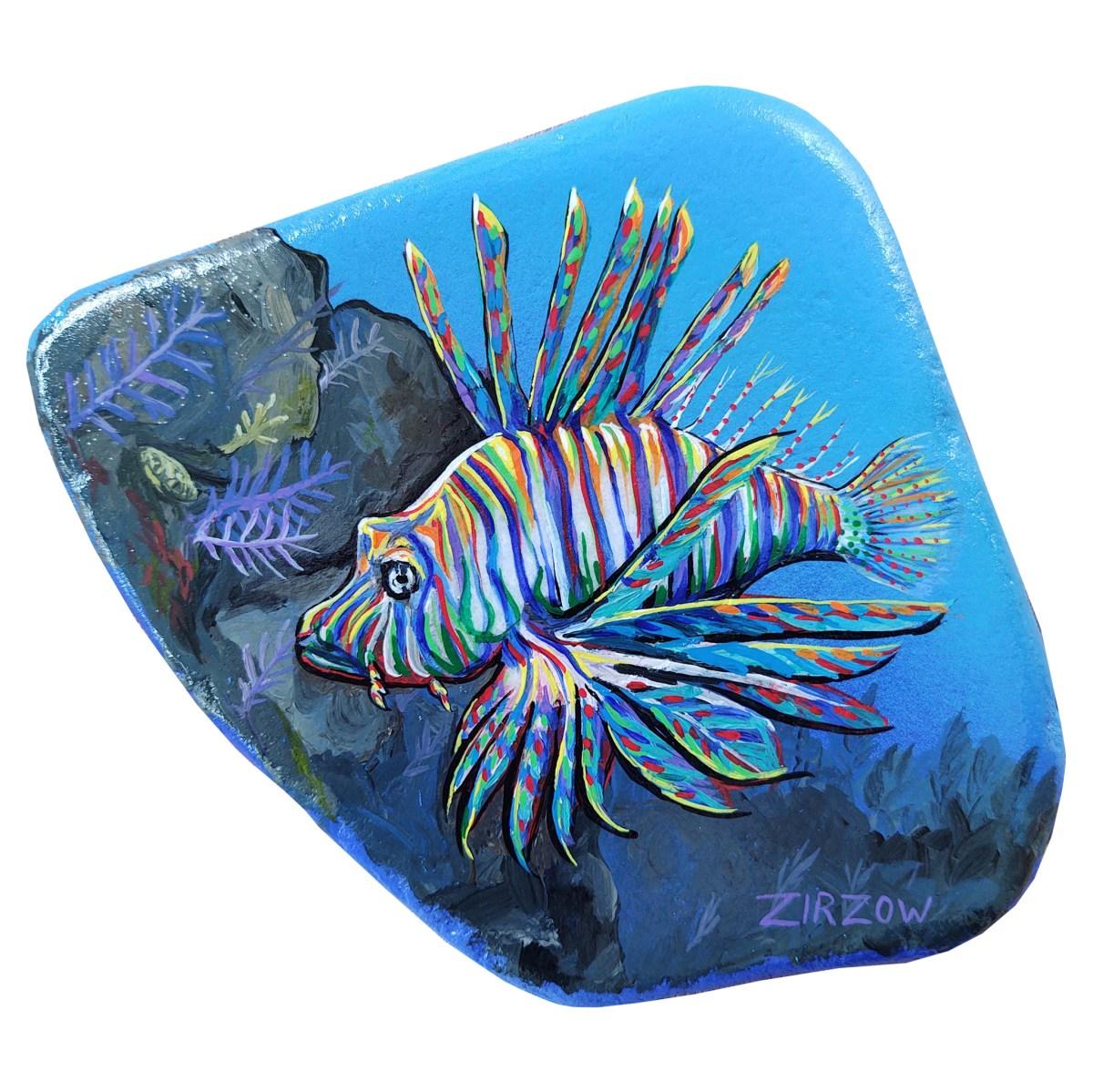 Lionfish | Ocean Life Rocks