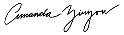 Signature for blog Posts
