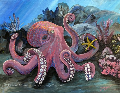 Octopus Kisses and Starfish Wishes