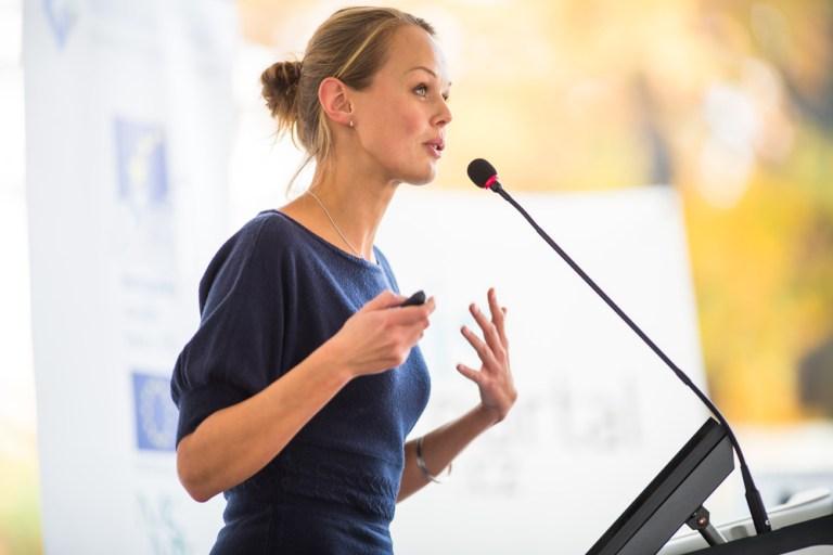 Let's Overcome Fear of Public Speaking
