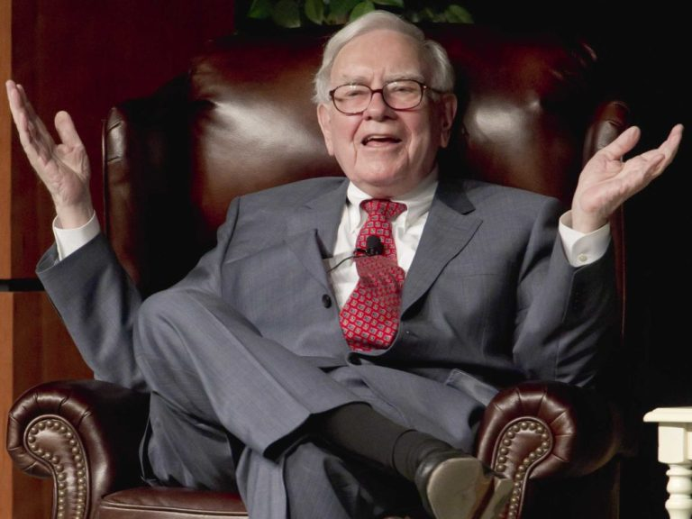 Never Put Your All Eggs In One Basket:  Success Ideology of Warren Buffet