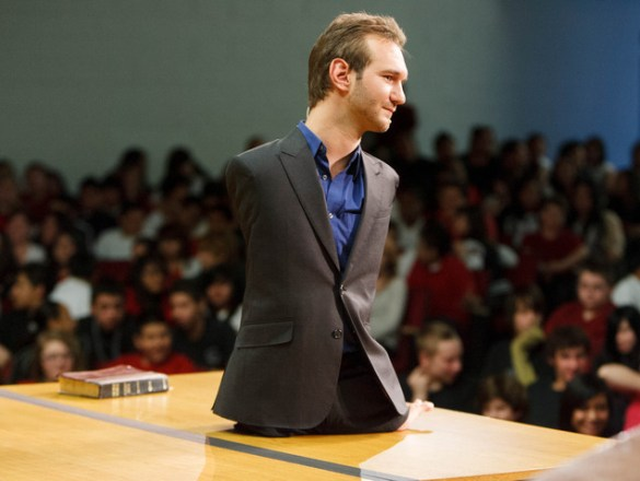 Nick vujicic success story