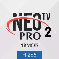 Abonnement NEOTV Pro 2 H.265 12mois