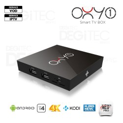 OXY ONE SMART TV BOX