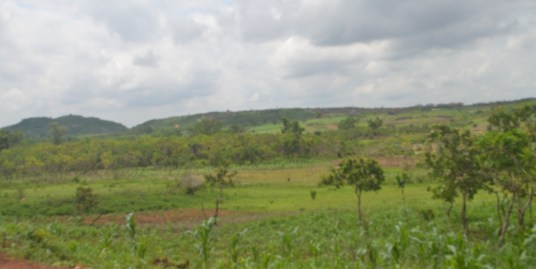 A RESIDENTIAL LAND IN KYAMI
