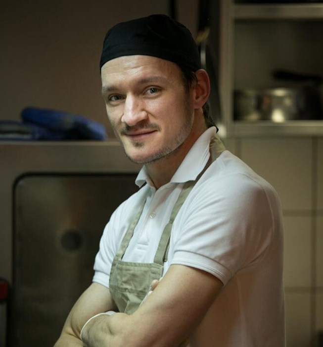 Igor Mihelič, lastnik brezglutenske restavracije
