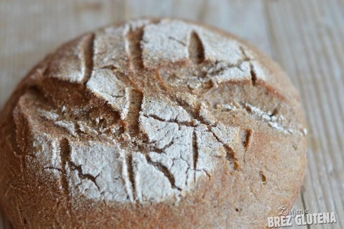 glinena posoda za peko brezglutenskega kruha 7