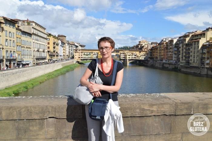 ponte vecio celiakaš v firencah