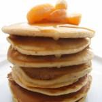Vegan Hazelnut-Vanilla Pancake