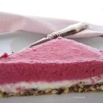Raw Cashew Raspberry Dreamcake