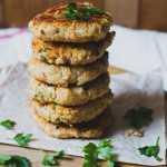 Vegan Bean-Oat Burger