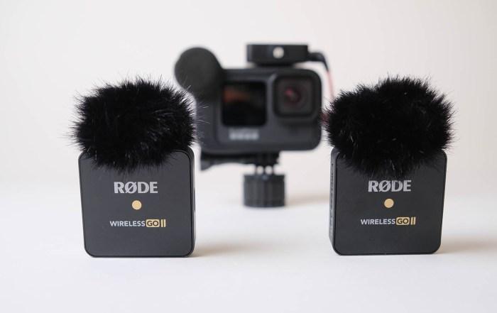 Rode Wireless Go 2评论
