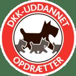 Uddannet og certificeret DKK opdrætter