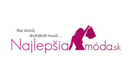 Najlepsiamoda.sk (shutting down 30.4.2019) logo