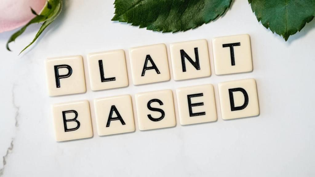 rastlinný pôvod