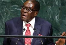 President Mugabe tells Trump to blow trumpet of peace – UN General Assembly