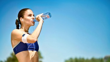 Image result for exercise and drink water