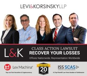 Levi and Korsinsky