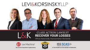 Levi & Korsinsky Securities Class Action Lawfirm