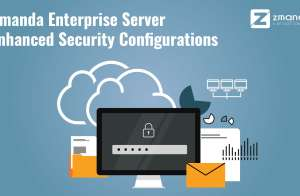 Amanda Enterprise Server Enhanced Security Configurations