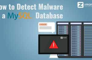 How to Detect Malware in a MySQL Database   Zmanda
