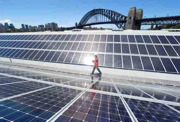 sydney renewable