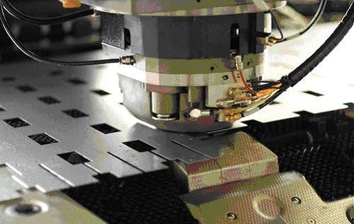 Metal Pressing Components