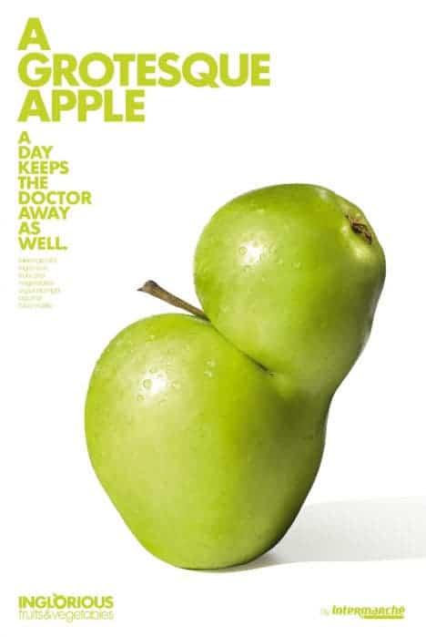 grotesque-apple